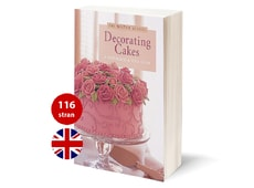 Decorating Cakes: A Reference & Idea book (Techniky zdobení)