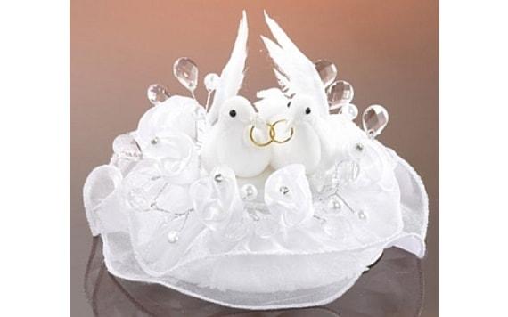 Figurky Holubice 8 5 Cm Modecor Figurky Svatebni Dekorace A