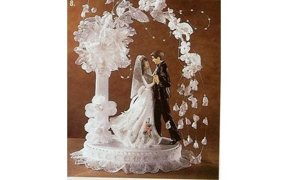 Svatebni Figura Tancici Par Wilton Wilton Figurky Svatebni