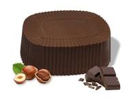 Belchocolat Nugát lískooříškový extra tmavý - 1 kg