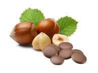 Nugátová čokoláda tmavá 40% - 250 g