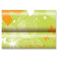 PCB Creation Transfer folie Zelený motýl