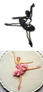 Patchwork Cutters Patchwork Ballerina (Balerína)