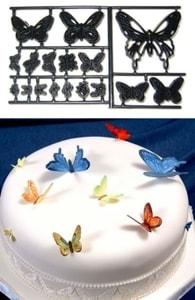 Patchwork Cutters Patchwork Butterflies - Ladybirds & Bees (Motýlci, berušky a včely)