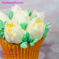 Sugar and Crumbs Cukrářská špička na růže - 7 lístků