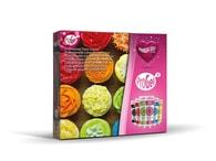 Rainbow Dust Sada 6 barev Multi ProGel - profesionální potravinářské gelové barvy v tubě