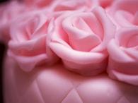 Odense Marcipan Dánsko Růžová potahovací hmota - rolovaný fondán Sugar Paste ROSE 250 g