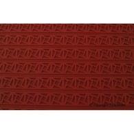 Reliéfní podložka - řecké čtverce (Tapis relief)
