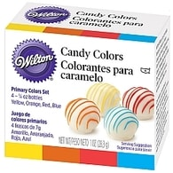 Wilton Sada barev do čokolády