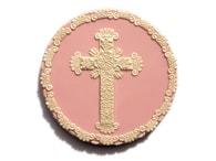 Patchwork Cutters Patchwork vytlačovač Velký kříž s ornamenty - Large Cross Lace Set