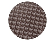 PCB Creation Otiskovací a strukturální fólie dekor kulaté čtverečky - Petit Matelassé