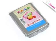 FunCakes Šedý rolovaný fondant Stone Gray (barevný fondán) 250 g