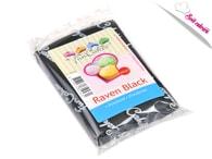 FunCakes Černý rolovaný fondant (barevný fondán) Raven Black 250 g