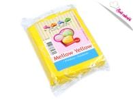 FunCakes Žlutý rolovaný fondant Mellow Yellow (barevný fondán) 250 g