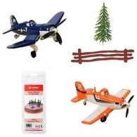 Modecor Figurky na dort - Letadla (Planes)