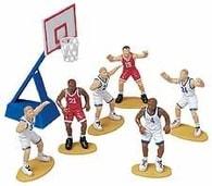 Wilton Figurky na dort Basketbal