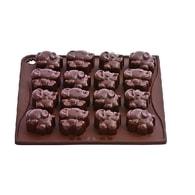 Pavoni Forma na čokoládu Elephant (slon)
