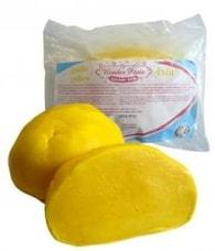 Laped Žlutá potahovací hmota Wonder Giallo 1 kg
