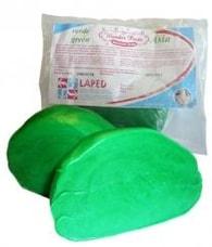 Laped Zelená potahovací hmota Wonder Verde 1 kg