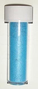 Sugarflair Colours Prachové perleťové Glacier Blue (Ledovcově modrá)