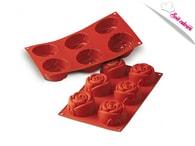 Silikomart Silikonová forma Růže