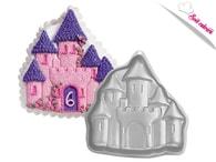 Wilton Dortová forma Kouzelný hrad 3D
