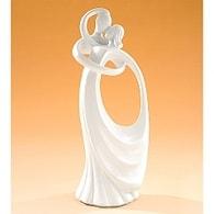 Modecor Svatební pár 24 cm - abstraktní