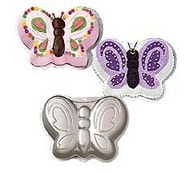 Wilton Dortová forma Motýl Wilton