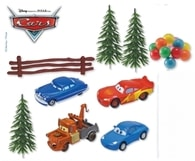 Modecor Figurky na dort - Cars