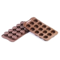 Silikomart Forma na čokoládu - Vertigo