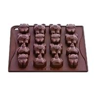 Pavoni Forma na čokoládu Farm (zvířata z farmy)
