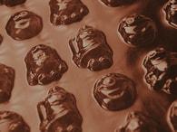 Maramisa Forma na čokoládu malé postavičky
