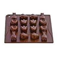 Pavoni Forma na čokoládu spring