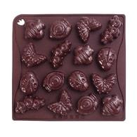 Pavoni Forma na čokoládu Summer Lawn (Forma letní broučci)