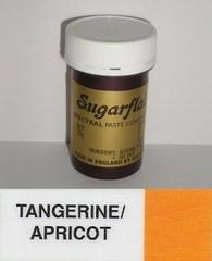 Sugarflair Colours Broskvová gelová barva SGF Tangerine/Apricot