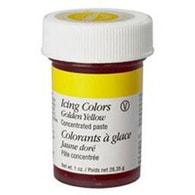 Wilton Gelové barvy Wilton Golden Yellow (teplejší žlutá)