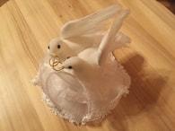 Modecor Figurky - holubice 11 cm