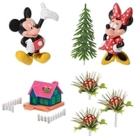 Modecor Figurky na dort - Micky a Minnie