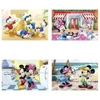 Modecor Jedlý papír - Mickey Mouse s Minnie na dovolené