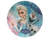 Modecor Jedlý papír Ledové království - Frozen - Elza s Olafem