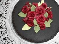 Kingcakes Černá potahovací hmota - rolovaný fondán Sugar Paste Black 250g