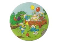 Modecor Jedlý papír Šmoulové na oslavě narozenin