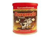 Bohemilk Kondenzované mléko slazené karamelizované 397 g/plech (Condé Caramelo) Expirace 1/16