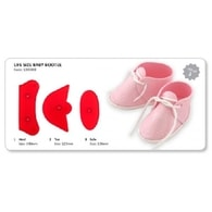 JEM Life Size Baby Bootee (Sada na dětské botičky)