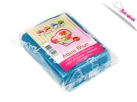 FunCakes Marcipán modrý Aqua Blue 250 g
