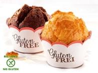 IREKS Bezlepková směs na muffiny (cupcake) a dortové korpusy